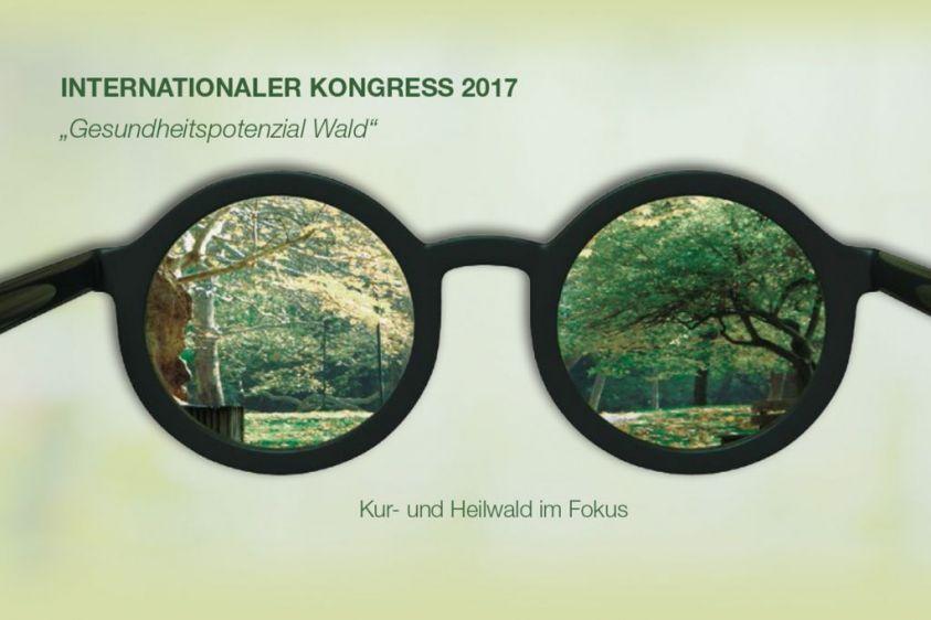Kongress »Gesundheitspotenzial Wald«