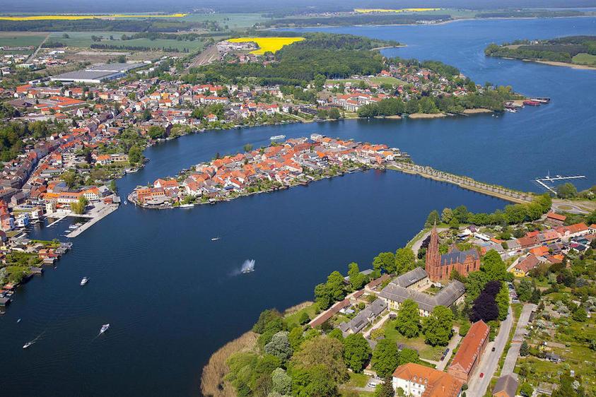 Inselstadt und Luftkurort Malchow