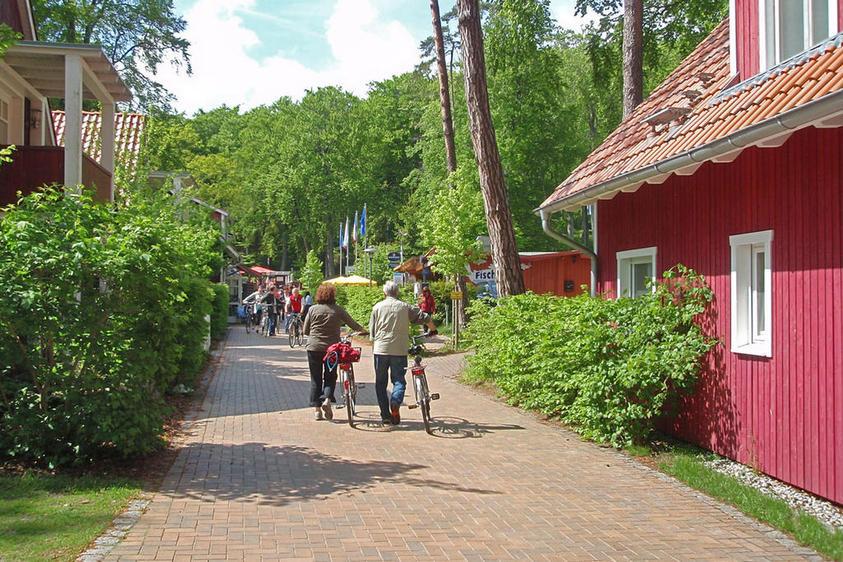 Ückeritz auf Usedom
